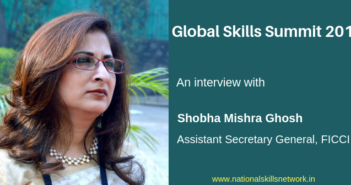 Global Skills Summit 2018 Shobha Mishra FICCI
