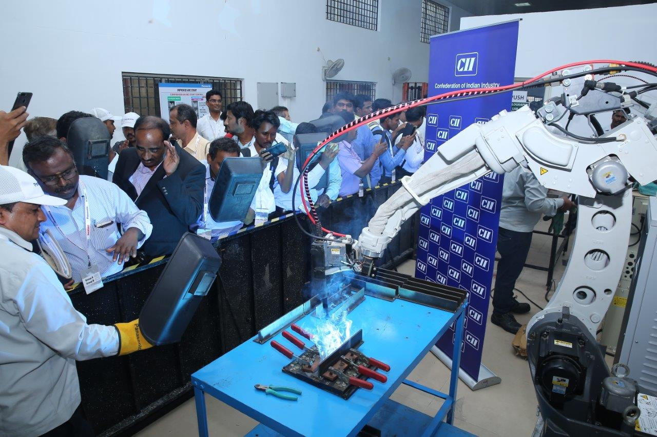 High Precision Arc Welding Technology CII