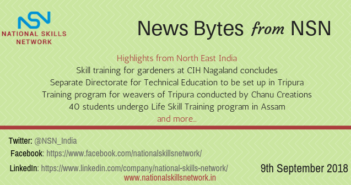 Newsbytes from NSN September