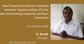 Ramakrishna Missioin Vidyalaya ITI Coimbatore