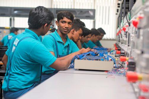 Siemens technical training