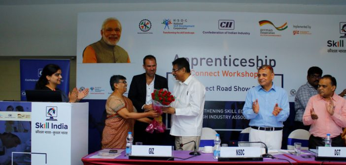 Tenth workshop of Skill Connect Roadshow held in Visakhapatnam