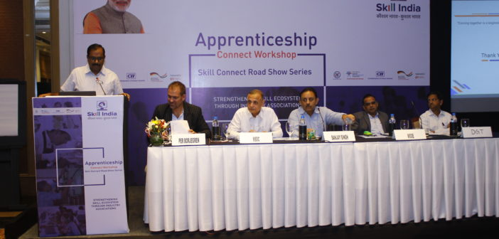 Eleventh Skill Connect Roadshow on Apprenticeships held in Hyderabad