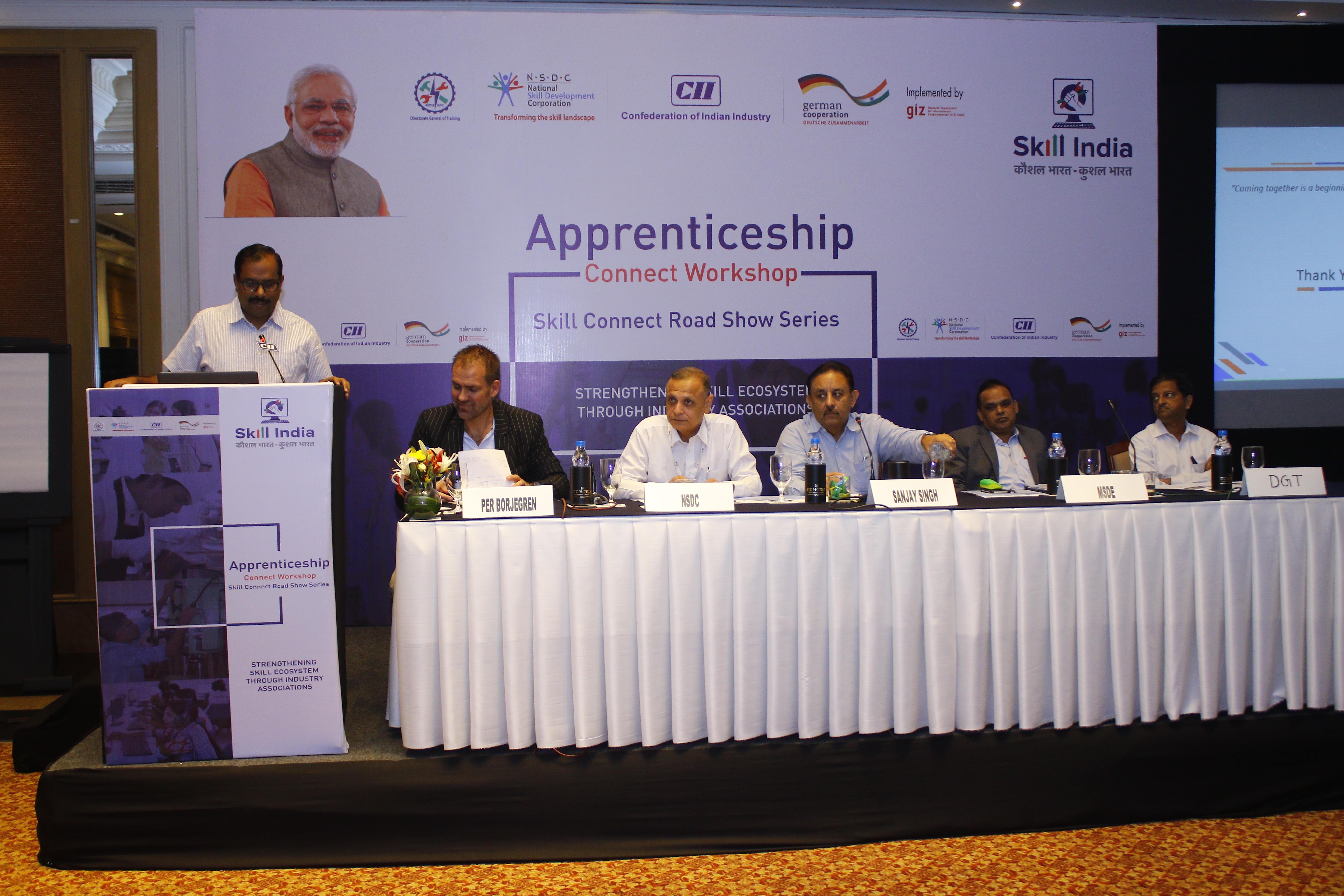 SkillConnect Hyderabad