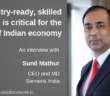 Sunil Mathur CEO MD Siemens India