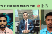Trainers from IL&FS Skills