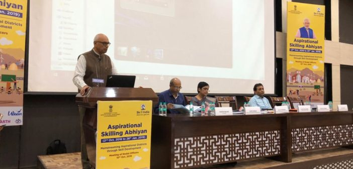 MSDE launches Aspirational Hunar Abhiyan (AsHA) with an orientation workshop