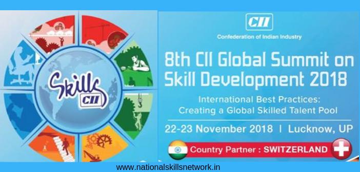 8th CII Global Skills Summit Lucknow