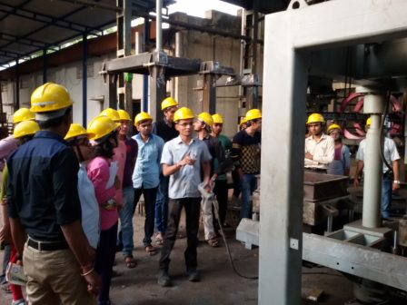 Engineering colleges manufacturing industry Gujarat
