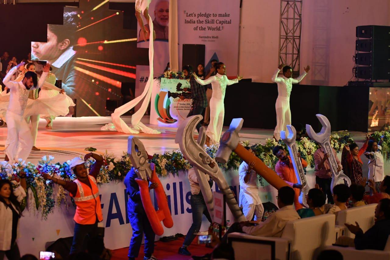 India Skills 2018 Inaugural