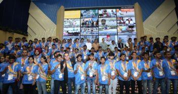 IndiaSkills 2018 competition winners