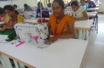 Pedda Gandi Swapna GMRVF student