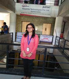 Pratiksha - ITI student