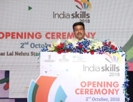 Shri Dharmendra Pradhan, Minister of Petroleum & Natural Gas and Ministe...