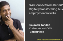 SkillConnect BetterPlace Saurabh Tandon