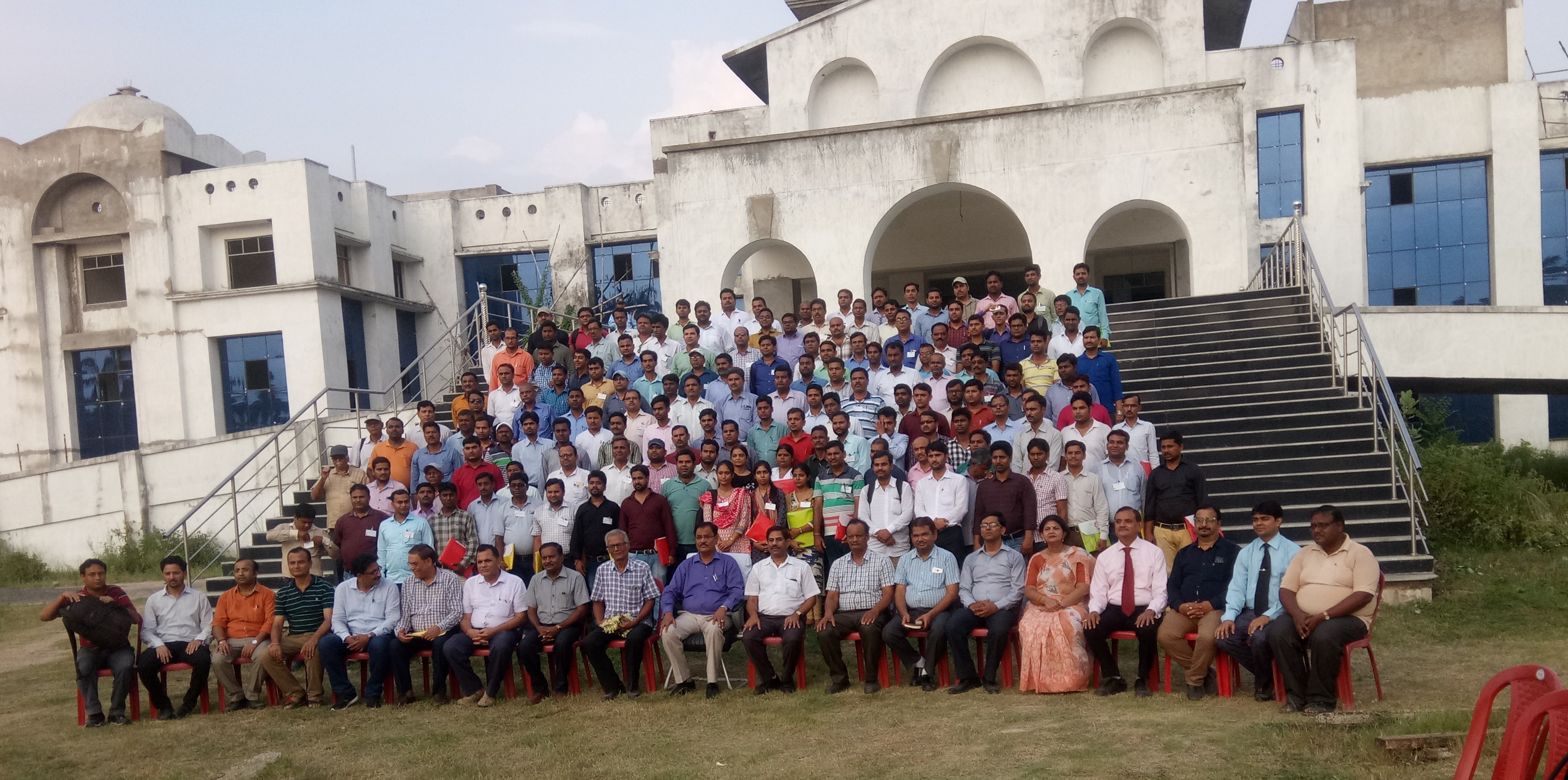 Training of Trainers in Agriculture skills