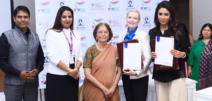 Beauty & Wellness Sector Skill Council (B&WSSC) Signs MoU with CIDESCO
