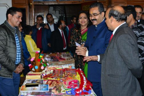 Bikram Singh Minister Himachal Pradesh