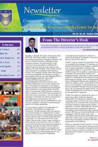 Cemca Newsletter October 2018