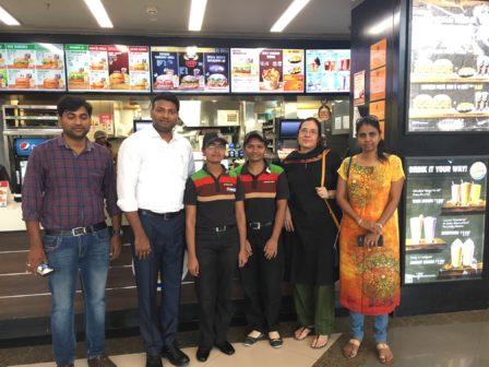 DDU-GKY QSR Burger King