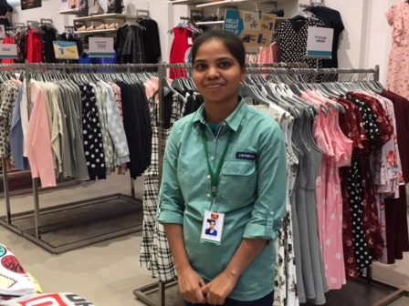 Retail Sales Associates Pantaloons