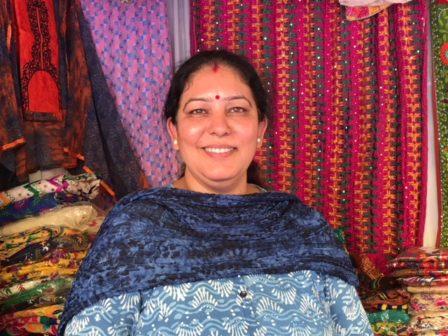 Mamta Sehgal Phulkari Artist
