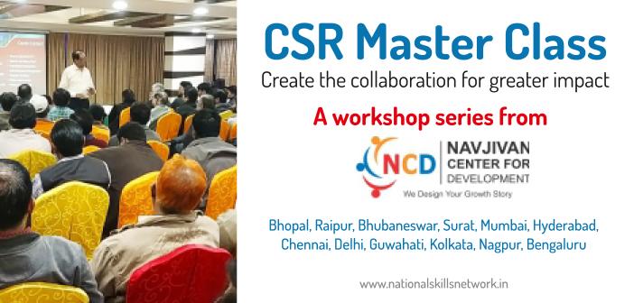 CSR Master Class Workshop Navjivan
