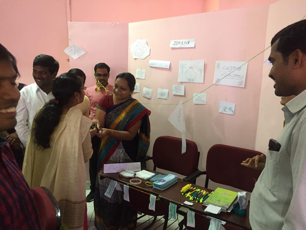 DDuGKY training of trainers Telangana
