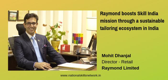 Raymond tailoring ecosystem