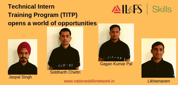 TITP world of opportunities