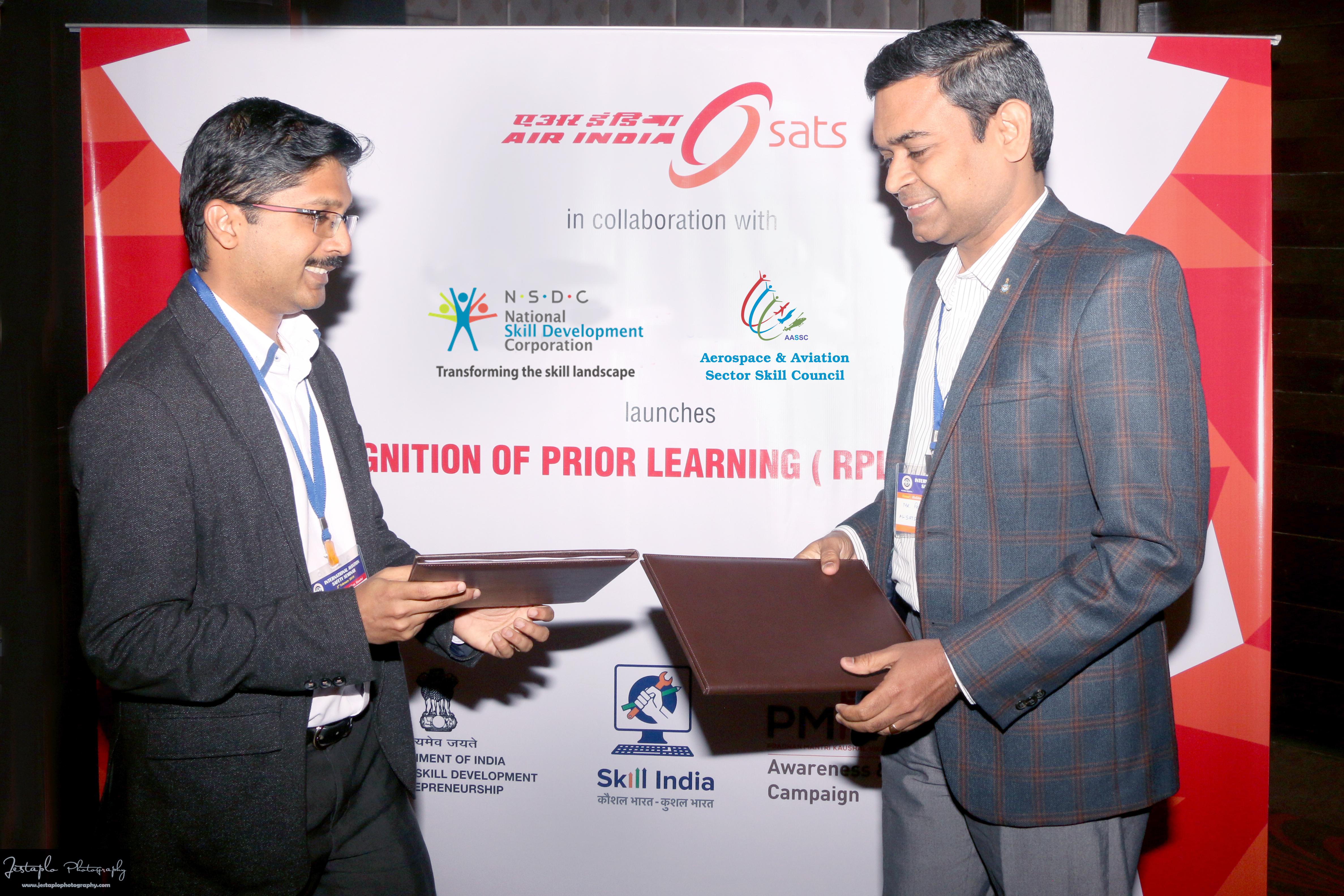 AirIndia SATS RPL NSDC