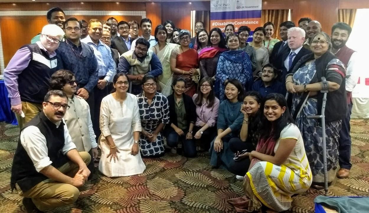 DFID SCPwD workshop