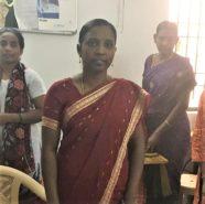 Jaya Priya LabourNet trainee