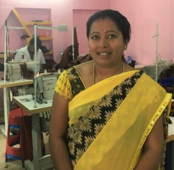 Shilpa Apparel entrepreneur LabourNet