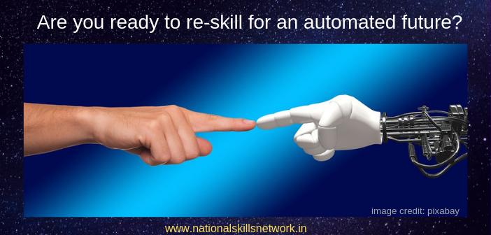 reskill for automated future