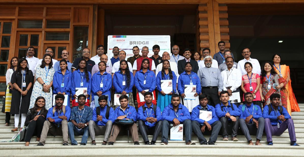 Bosch BRIDGE employability course