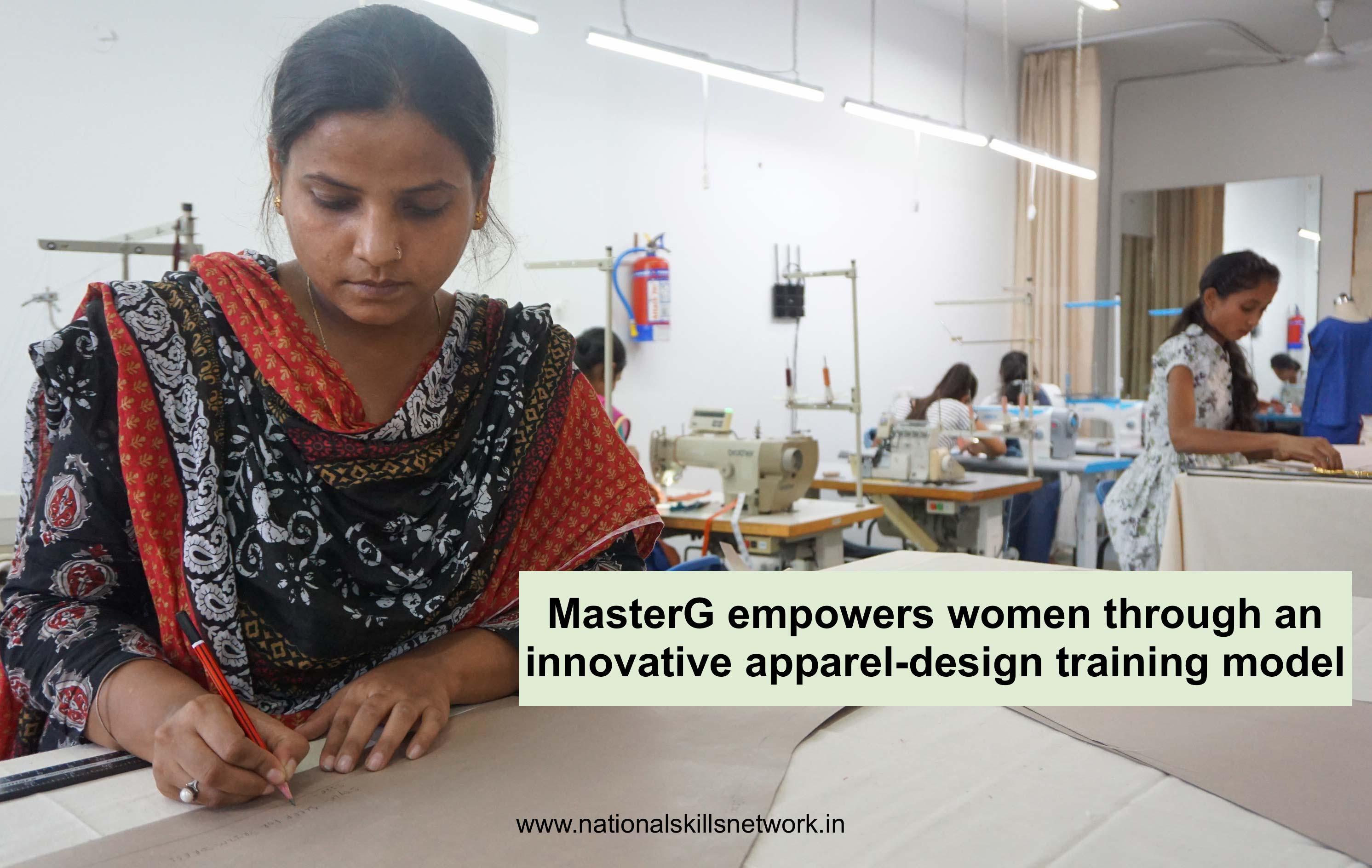 Masterg women apparel training