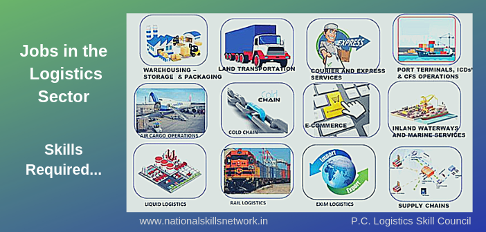 Jobs in the Logistics Sector