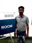 Rahul dattatry sanas Rieter Apprentice