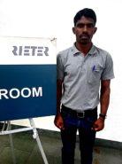Sunil Suresh Chavan Rieter apprenticeship