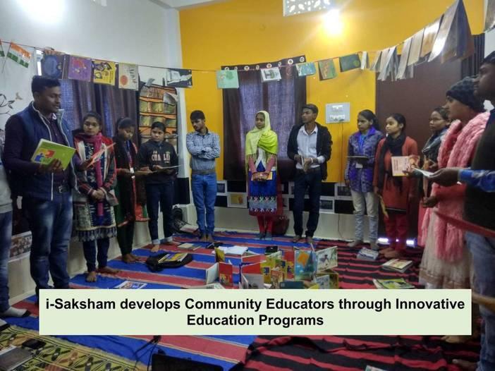 i-shaksham-develops-community-educators