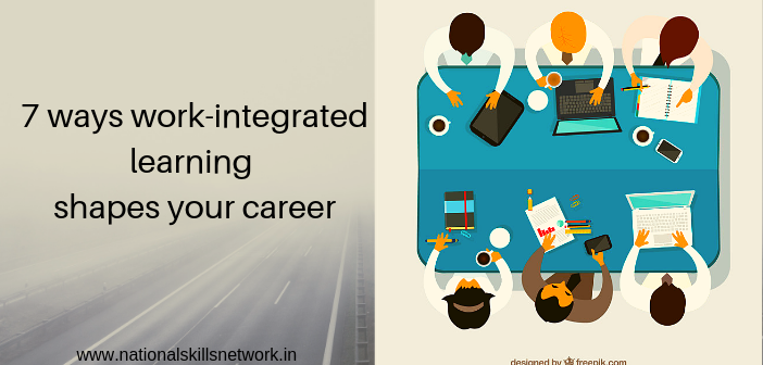 7 ways work-integrated learning shapes your career