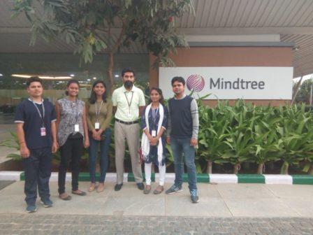 NavGurukul students placed at Mindtree