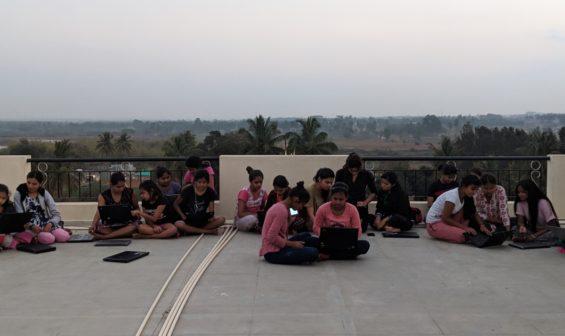 NavGurukul students