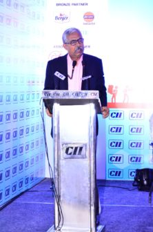 B K Thakur NALCO CII East Skills Summit 2019