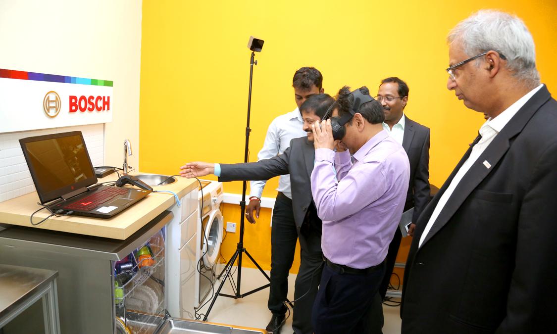 Bosch opens first Model Skill Development center at Government ITI in Bengaluru
