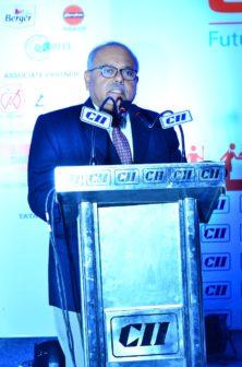 Jagdish Acharya CEO Paints and Coating SSC