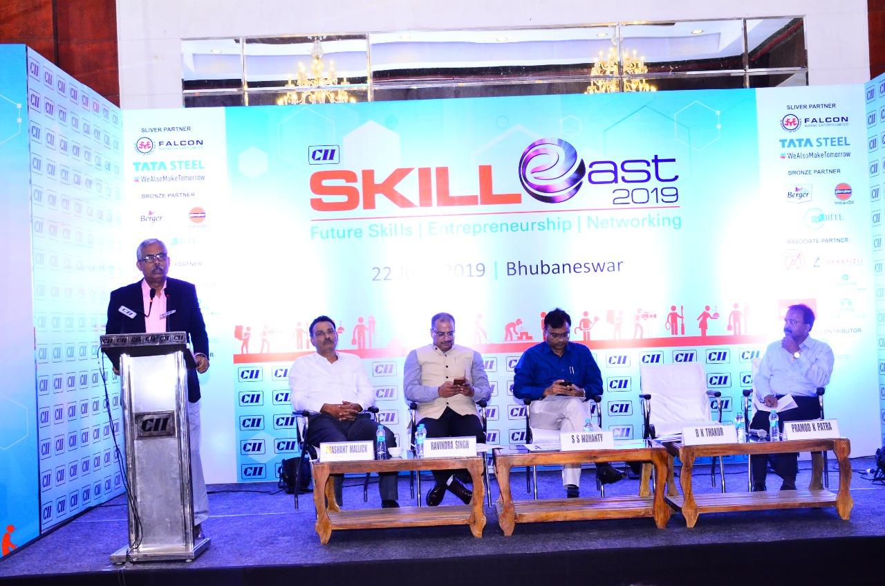 Mining industry session CII Skill East Summit 2019