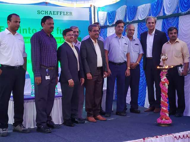 Schaeffler India inaugurates vocational training center