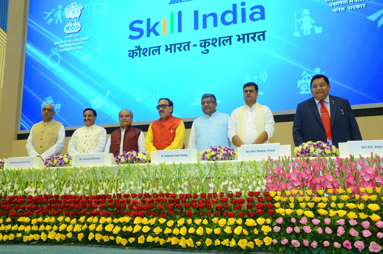 4 years of Skill India Mission